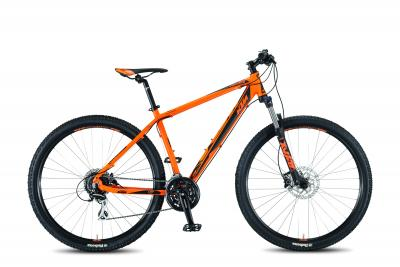 KTM CHICAGO 29.24 Disc H orange matt black 2016