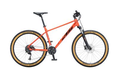 KTM CHICAGO DISC 271 Fire Orange ( Black )  2021 - 27,5