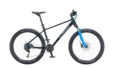 KTM CHICAGO DISC 271 Met Black ( Grey Blue )  2021 - 27,5