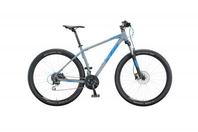 KTM CHICAGO DISC 29 epicgrey matt (blue) 2020