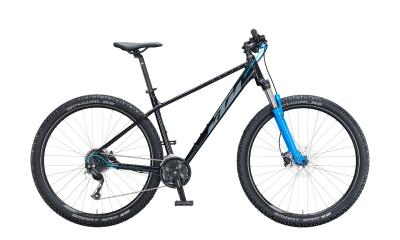 KTM CHICAGO DISC 291 Met Black ( Grey Blue )  2021 - 29