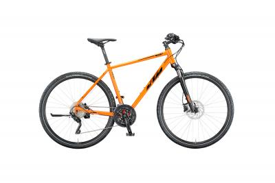 KTM LIFE CROSS space orange (black)