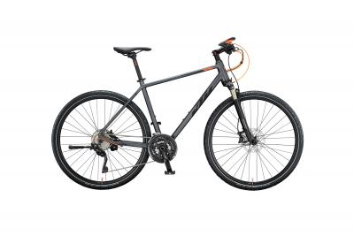 KTM LIFE RACE steelgrey matt (black orange)