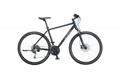 KTM LIFE ROAD black matt (grey blue)