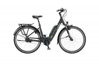 KTM MACINA CENTRAL 5 RT black matt (grey green)