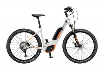 KTM MACINA SCOUT 271 lightgrey matt (black orange)