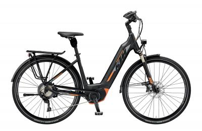 KTM MACINA STYLE XT 11 CX5 black matt (grey orange)