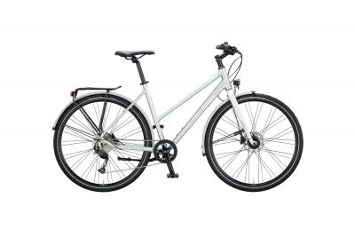 KTM OXFORD silver matt (white glossy)
