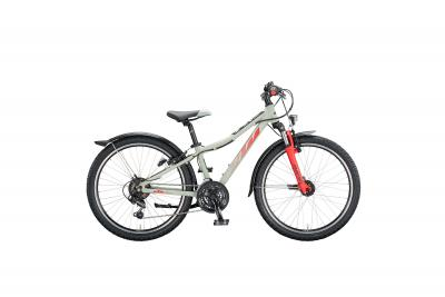 KTM WILD CROSS STREET 24 croc matt (red black) 2020
