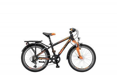 KTM WILD ONE 20.6 ATB black matt (orange)