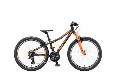 KTM WILD SPEED 24.24 black matt (orange) 2019