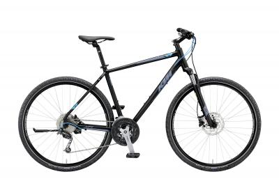 KTM LIFE ROAD 27 Disc black matt (stonegrey azzuro)