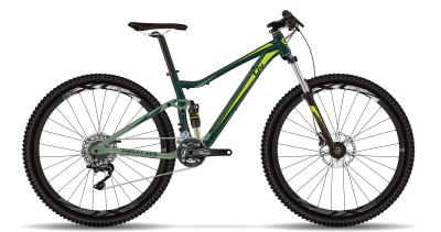 Liv Embolden 1 Dark Green 2018 - 27.5 -