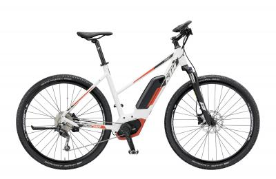 KTM MACINA CROSS 9 CX5 white matt (black red)