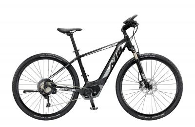 KTM MACINA CROSS XT 11 CX5 black matt (white grey)