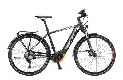 KTM MACINA SPORT 10 CX5 PT black matt (white orange)