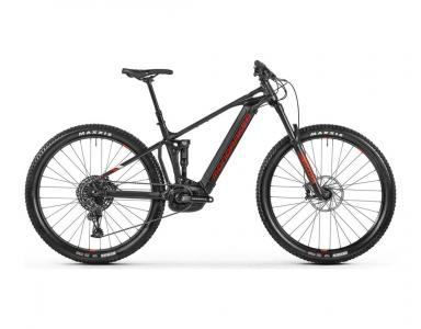 Mondraker MONDRAKER Chaser + Black - Flame Red - White 2021