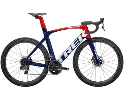 Trek Madone SLR 7 eTap Navy Carbon Smoke/Viper Red 2021