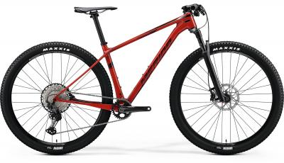 Merida BIG.NINE XT Rot 2020 - 29 -