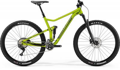 Merida ONE-TWENTY XT-EDITION - 29 -  MATT OLIVE(GREEN) 2019