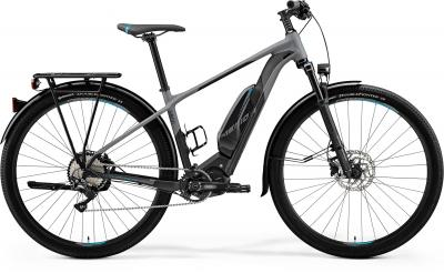 Merida eBIG.NINE 500 EQ - 29 -  MATT GREY/BLACK(BLUE) 2019