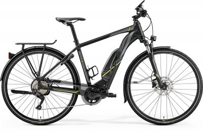 Merida eSPRESSO 500 EQ - 28 -  MATT BLACK(NEON YELLOW) 2019