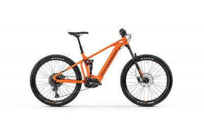 Mondraker CHASER + FOX Orange - Black - Light Green 2020 - 27,5 -