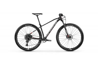 Mondraker CHRONO Black - White - Flame Red 2020 - 29 -