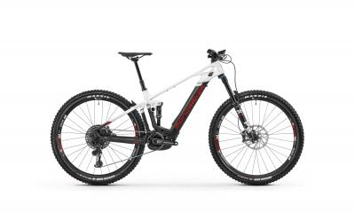 Mondraker CRAFTY CARBON R Carbon ? White ? Flame Red 2020 - 29 -