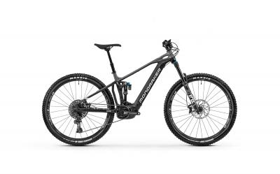 Mondraker CRAFTY R Black - Nimbus Grey - White 2020 - 29 -