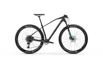 Mondraker PODIUM CARBON Black Phantom - Light Blue 2020 - 29 -