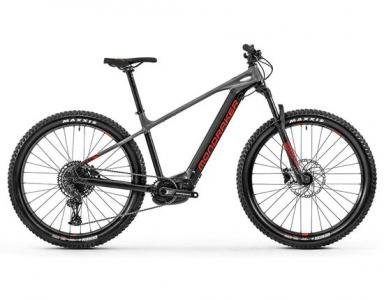 Mondraker PRIME 29 Black - Nimbus Grey - Flame Red 2020 - 29 -