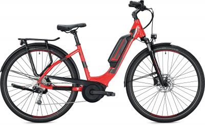 Morrison E 6.0 500 red, shiny 2020 - 500Wh 29 Wave -