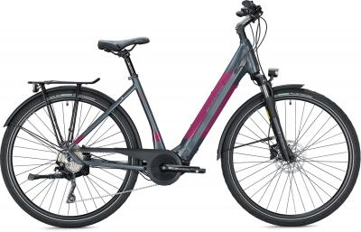 Morrison E 7.0 grey metallic-berry, matt 2020 - 500Wh 29 Wave -