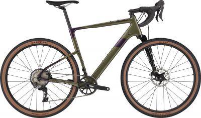 Cannondale Topstone Carbon Lefty 3 Mantis 2021