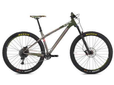 NS Bikes Eccentric Alu 29 Raw / Army Green