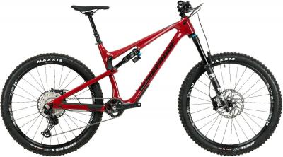 Nukeproof Reactor 290 Carbon Elite red Gr. XL