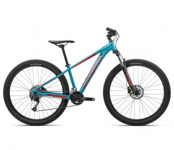 Orbea MX 27 XS XC Blue/Red 2020