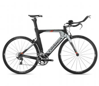 Orbea Ordu M20 Black / Grey / Orange  2019 - 28