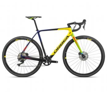 Orbea Terra M20-D 1X Yellow/Black 2020