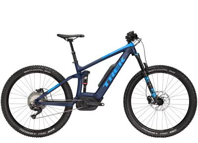 Trek Powerfly 8 LT Plus Matte Deep Dark Blue/Gloss Waterloo Blue 2018 - 27.5 -
