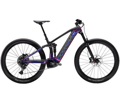 Trek RAIL 9.7 NX EU 29 CN Gloss Purple Phazematte Raw Carbon