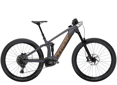 Trek Rail 9.7 Solid Charcoal to Root Beer Ano Decal 2021