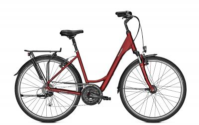 Raleigh CHESTER 27 - 28 Wave Freilauf -  winered matt 2019