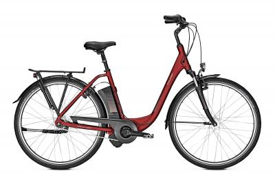 Raleigh DOVER 7 - 26 Comfort Rücktritt  396 Wh -  winered matt 2019