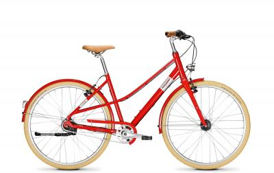 Raleigh HALIFAX 8 firered glossy