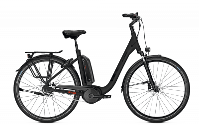 Raleigh KINGSTON XXL - 28 Comfort RT 482 Wh -  diamondblack matt 2018