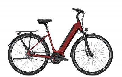 Raleigh SHEFFIELD PREMIUM - 28 Wave Freilauf  540 Wh -  winered matt 2019