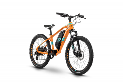 Raymon FourRay E 1.0 Orange / Cyan  2021 - 300Wh 24
