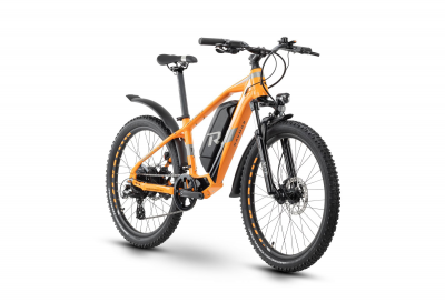 Raymon FourRay E 1.5 Street Orange / Grey  2021 - 300Wh 24